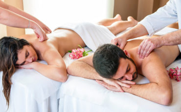 Discounts for a pair massage