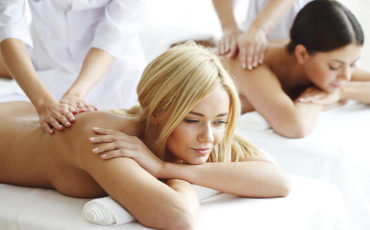 The right relaxing massage