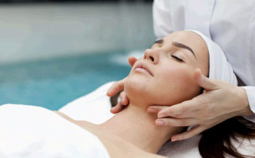 Big discount on rejuvenating massage
